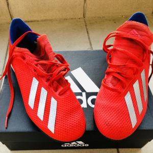 Adidas x tech fit παιδικά ποδοσφαιρικά παπούτσια