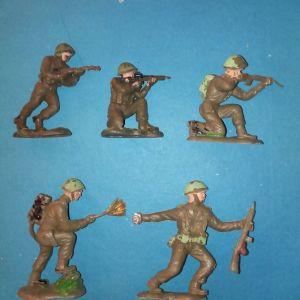 Στρατιωτάκια MADE IN ENGLAND