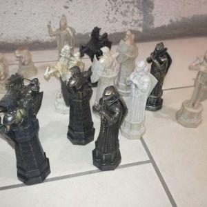 Πιόνια από σκάκι Harry Potter