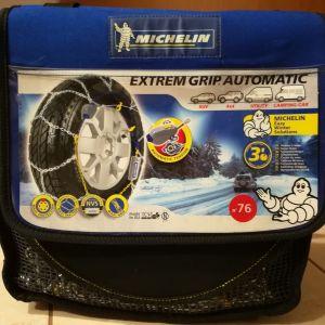 Αλυσίδες MICHELIN Extrem Grip Automatic No.76
