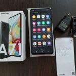 Samsung Galaxy A71 (128GB) DS.