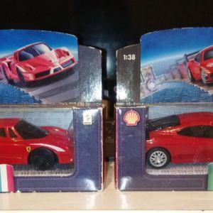 Ferrari 1:38 hot wheels 2006