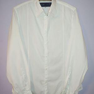 Armani Jeans πουκάμισο λευκό