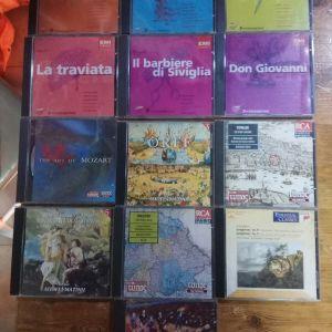 CD  κλασικής μουσικής