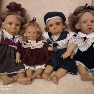 Κούκλες συλλεκτικές ισπανικές PANRE