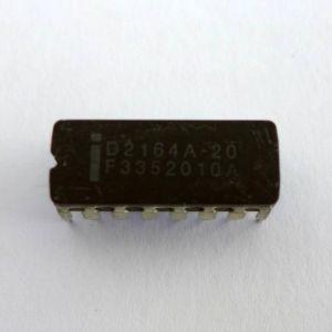 ΟΛΟΚΛΗΡΩΜΕΝΑ INTEL D2164A-20 F3352010A DRAM 16PIN