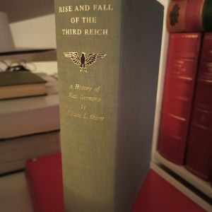 William Shirer the rise and fall of the third reich