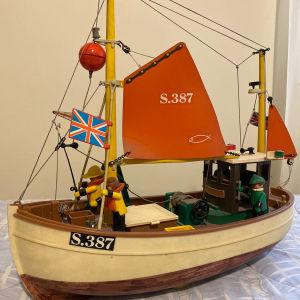 Playmobil καράβι