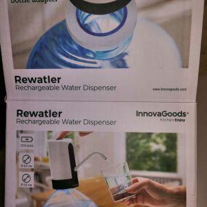 Αυτόματος Επαναφορτιζόμενος Διανομέας Νερού