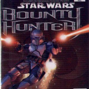 STAR WARS BOYNTY HUNTER - PS2