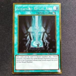 Advanced Ritual Art Gold Ultra Rare
