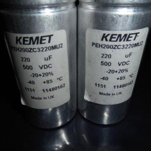 Πυκνωτες  RIFA  - KEMET - ELCO - MUNDORF