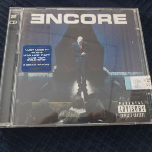 EMINEM – ENCORE 2 CD Σφραγισμένο