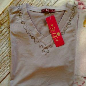 Μπλουζα *FITA *L/XL * Καινουργια.
