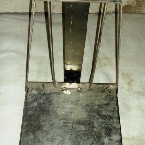 Ανοξείδωτη ηλεκτρονική ζυγαριά (μέχρι 150Kg)