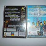 ΣΥΛΛΕΚΤΙΚΑ DVD SIMPSONS THREEHOUSE OF HORROR ΚΑΙ AROUN THE WORLD 80