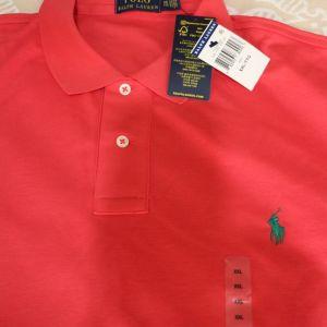 3 T-Shirt Polo Ralph Lauren, 1 T-Shirt Nautica XXL