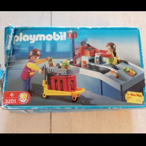 Playmobil 3201 Ταμείο