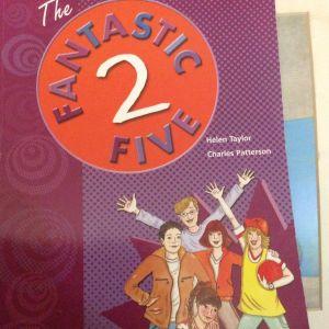 The fantastic five 2 student's book,  workbook , companion,  test book