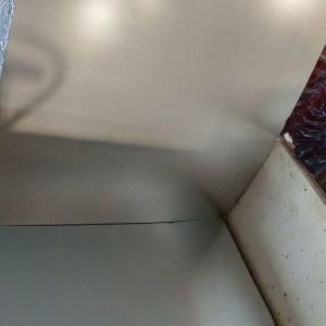Προσφορά Λαμαρίνα γαλβανιζέ 125 x 125 πάχος 1 χιλιοστό