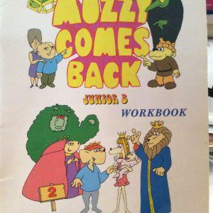 Muzzy comes back junior B ,workbook
