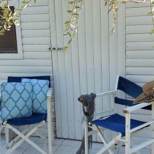 Καρέκλες Σκηνοθέτη 2 τμχ. Όπως ακριβώς τ βλέπετε στην φωτο.