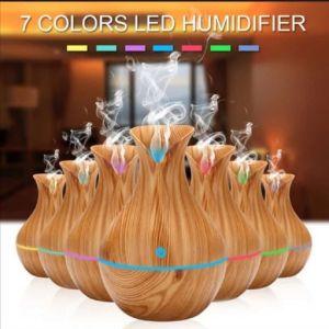 Υγραντήρας αρωματοθεραπείας υπερήχων 7 χρωμάτων