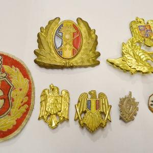 Διακριτικά του Ρουμανικού Στρατού