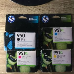 Μελάνια εκτύπωσης ΗP 950/951XL ΔΩΡΕΑΝ ΜΕΤΑΦΟΡΙΚΑ!!!