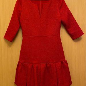 Φόρεμα κόκκινο Juicy Couture