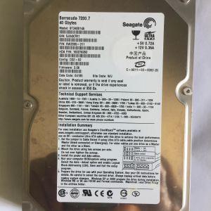 σκληρός δίσκος Seagate Barracuda 7200.7 40gb