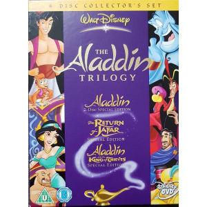 DVD ALADDUN TRILOGY