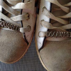 DSQUARED2 ανδρικά παπούτσια