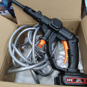 Πλυστικό μπαταρίας 24 volt (2 μπαταρίες και φορτιστής).