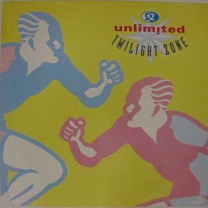 "2 UNLIMITED""TWILIGHT ZONE"" - MAXI SINGLE"