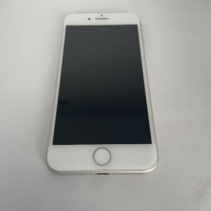 iPhone 8 silver 64 GB used