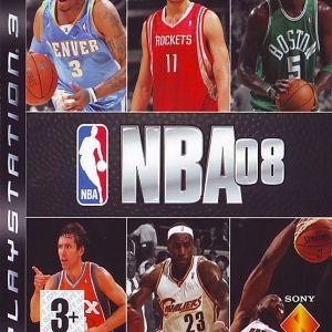 NBA 08 - PS3