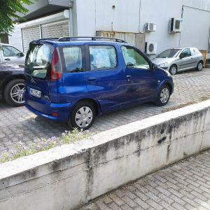 Toyota Yaris verso 2001