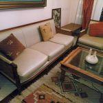 Σύνθεση σαλονιού 1-3θέσιος + 2-2θέσιοι καναπέδες