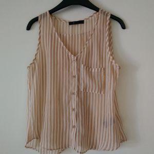 πουκάμισο αμάνικο xai size small μεταχειρισμένο