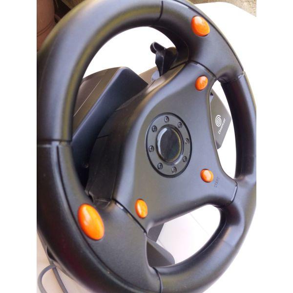 Sega Dreamcast wheel