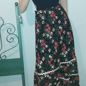 τσιγκανικη φαρδιά boho  φούστα