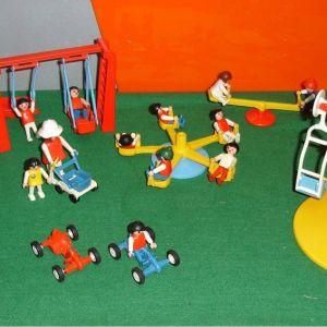 Playmobil - Lyra - Vidage (Mεγάλη παιδική Χαρά)