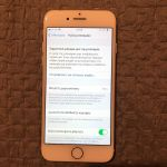 iphone 7 gold(τιμη συζητησιμη)