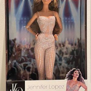 Barbie Mattel  Jennifer Lopez