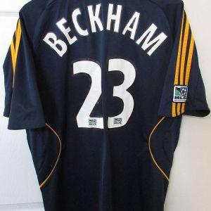 Αθλητική φανέλα αυθεντικη για 7-10 ετών Adidas L.A. Galaxy David Beckham