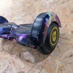 Hover board οχταρι, ελάχιστα χρησιμοποιημενο. Πρόβλημα στα δοντάκια που εφαρμόζει ο φορτιστης