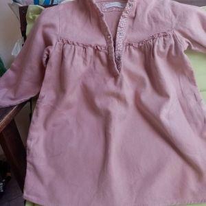 Μπλουζοφόρεμα για κοριτσάκι 3-4 χρ ZARA