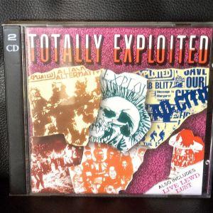 THE EXPLOITED - Totally Exploited  2CD