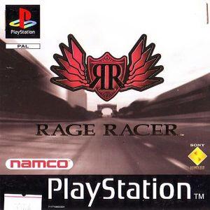 RAGE RACER - PS1